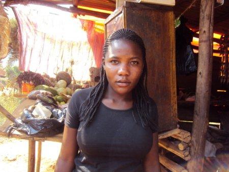 Sharifah Najjuma from Uganda on Kiva